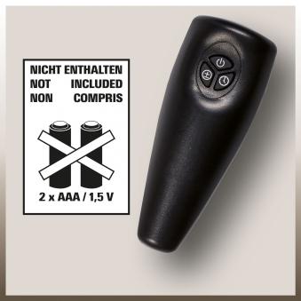 Elektro Terrassenheizer / Heizstrahler Einhell IPH 1500 1500 W Bild 5