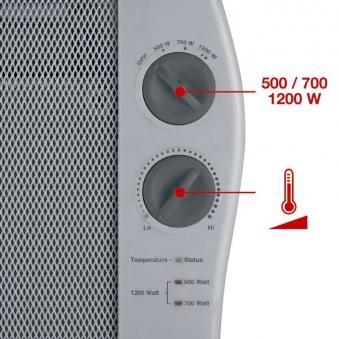 Wärmewellen - Heizgerät Einhell WW 1200 Bild 2