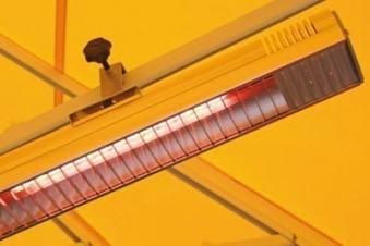 Burda Streben Klemme / Pfosten Klemme für 1 Strahler silber Bild 2