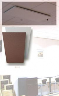 Infrarotheizung Fenix GR900-S schwarz 120x80x1,2cm 900 Watt Bild 3
