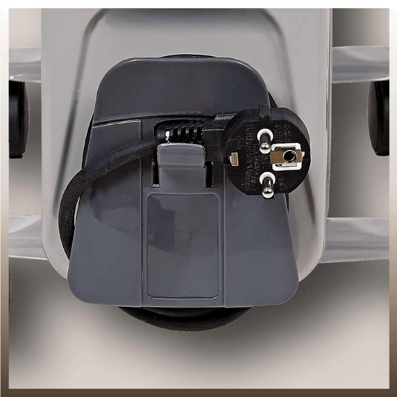 Ölradiator / Elektro-Radiator 7 Rippen MR 715/2 Einhell 1500W Bild 2