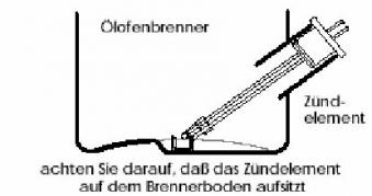 Ölofen Haas+Sohn Viking 468.50-Z anthr. Elektrozündung 5,5kW Bild 2