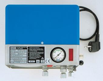Haas+Sohn Druckspeicheraggregat Typ 330.902 für Zentrale Ölversorgung Bild 1