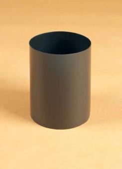 Ofenrohr / Rauchrohr für Pelletofen Schornsteinanschluss Stück Ø100mm Bild 1
