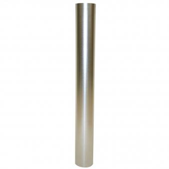 Ofenrohr / Rauchrohr FAL  Ø 110 mm Länge 1000 mm Bild 1