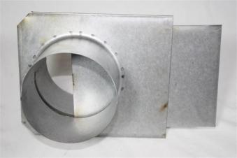 Rohrabsperrer FAL Ø120mm Bild 1