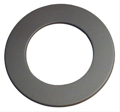 Rauchrohr-Rosette grau Ø 120 mm Bild 1