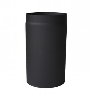 Ofenrohr / Rauchrohr Senotherm schwarz Ø130 mm Länge 250 mm Bild 2