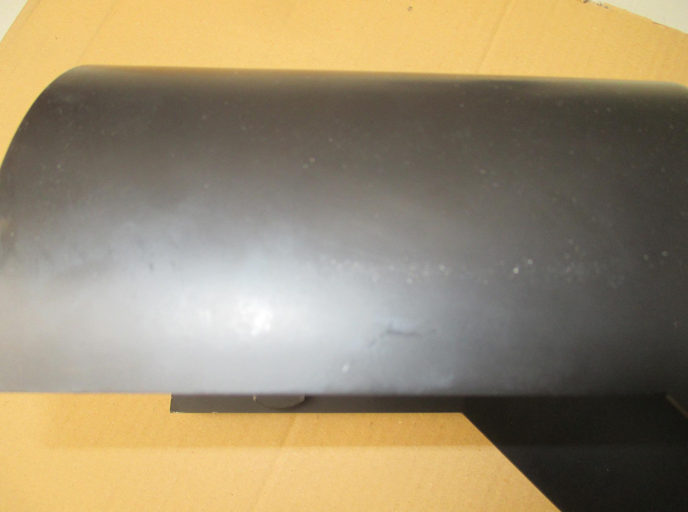 B-Ware Hitzeschutz Rohrblende Winkel 90° Senotherm schwarz Ø 150 mm Bild 4