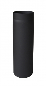 Ofenrohr / Rauchrohr Senotherm schwarz Ø150 mm Länge 1000 mm Bild 2