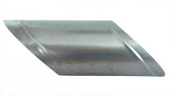 Wandfutter Hark einwandig 45° Ø 200 mm Bild 1