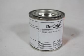 Ofenlack / Ofenfarbe schwarz 100ml Bild 1
