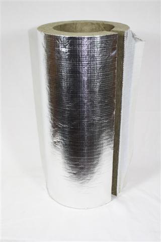 Ofenrohrisolierung Ø120mm Länge 1000mm Bild 1