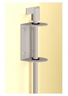Griffverlängerung für Mauerdurchführung Einzelklappe Doppelklappe Bild 2