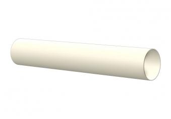 PVC Rohrverlängerung 1000mm für CB-tec Klappensystem Bild 1