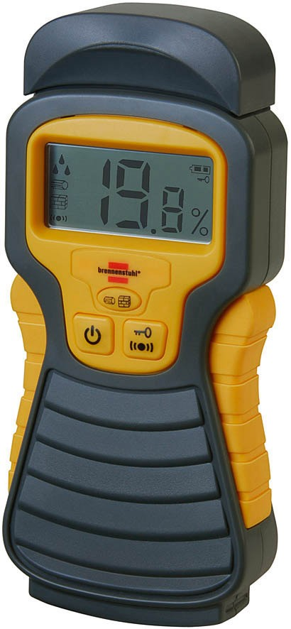 Brennenstuhl Feuchtigkeitsmeßgerät / Feuchtigkeits-Detektor MD Bild 1