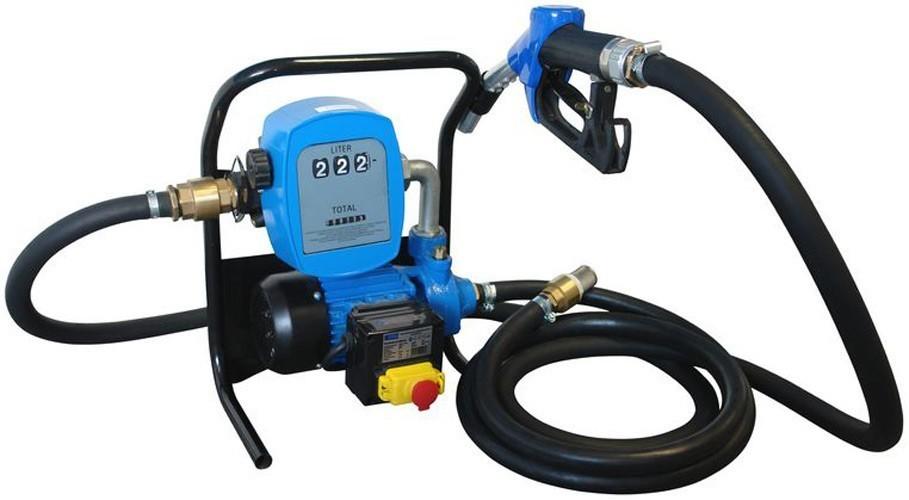 Heizölpumpe / Dieselpumpe Güde mit Zählwerk 600 W Bild 1
