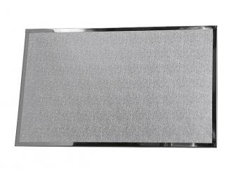 Hitzeschutzplatte im Alurahmen 850x570mm Bild 1