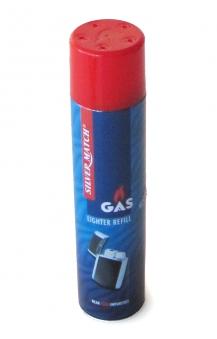 Feuerzeuggas / Füllautomat für Gas-Feuerzeug 300ml