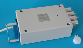 Luftdruckwächter P4 Standard mit DIBT Zulassung Bild 1
