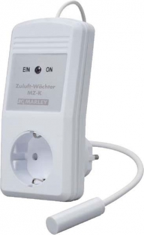 Luftdruckw�chter / Abluftsteuerung Zuluft-W�chter MZ-Kabel Marley Bild 1