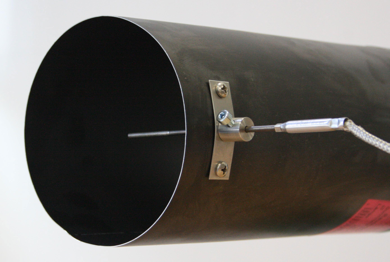 Temperatursensor für Luftdruckwächter P4 Multi - Eintauchfühler Bild 1