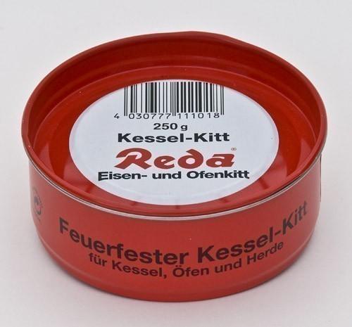 Feuerfester Kessel-Kit für Kessel, Öfen und Herde 1000 gr Bild 1