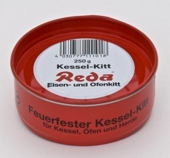 Feuerfester Kessel-Kit für Kessel, Öfen und Herde  500 gr Bild 1