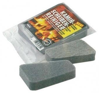 Kaminscheibenreiniger / Ofenglasreiniger Trockenreinigung Bild 1