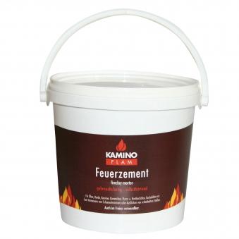 Feuerzement S KaminoFlam 3kg Eimer Bild 1
