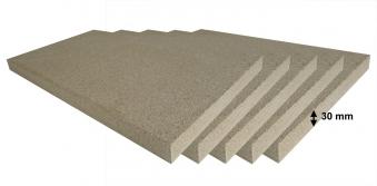 Vermiculite Platten Reparatur Set 5 Stück 500x300x30 mm Bild 1