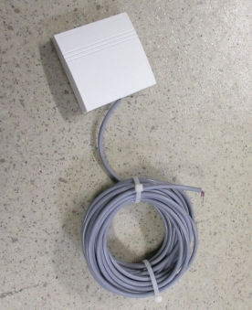 Aufputz-Wohnraum-Temperaturfühler WRF04 für Haas+Sohn Pelletöfen