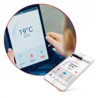 Justus Smart-Con WiFi- Modul für Pelletöfen