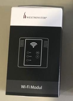 WiFi-Modul zu Wamsler Pelletofen Quattro 6 Bild 1