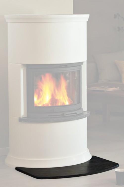 Bodenplatte zu Fireplace Kaminbausatz Paris Bild 1
