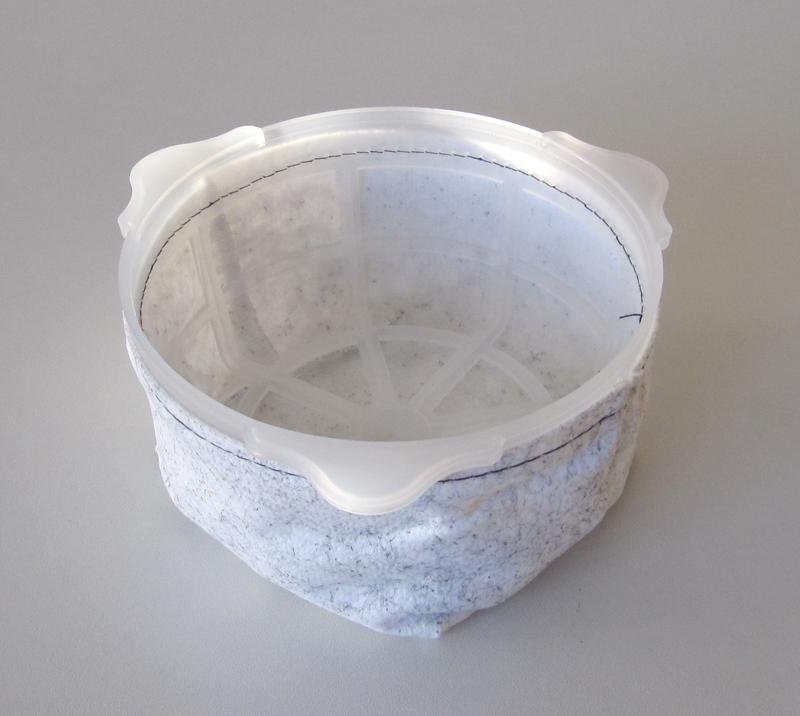 Filter für Aschesauger WEC Bild 1