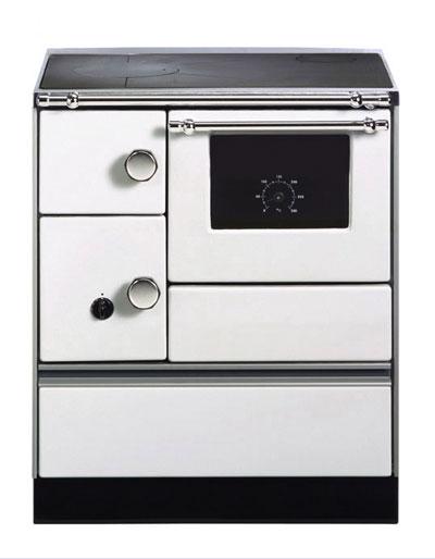 Muster Küchenherd Westminster Wamsler K176A 70cm weiß Stahl Ans rechts Bild 1