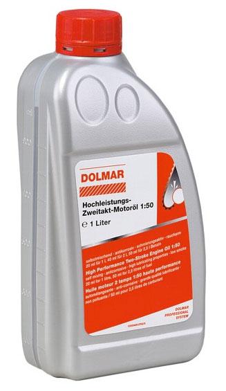 Dolmar Hochleistungs Öl / 2-Takt-Motoröl 1 Liter Bild 1
