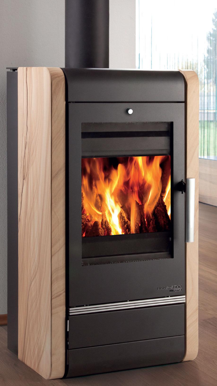 kaminofen haas sohn aqua trento easy wasserf hr stein wood 8kw bei. Black Bedroom Furniture Sets. Home Design Ideas