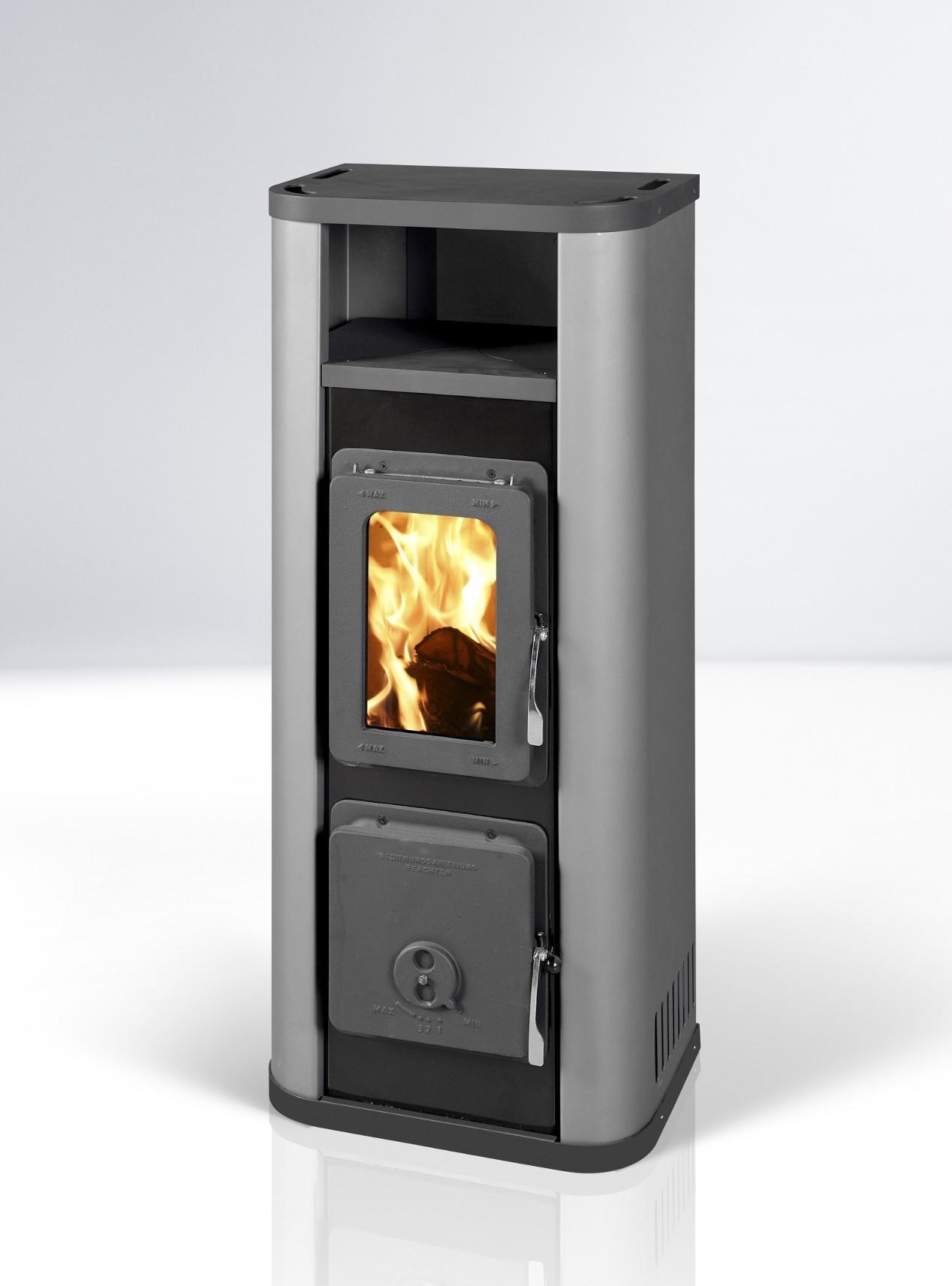 kaminofen werkstattofen thorma brixen schwarz eisengrau 5 kw bei. Black Bedroom Furniture Sets. Home Design Ideas