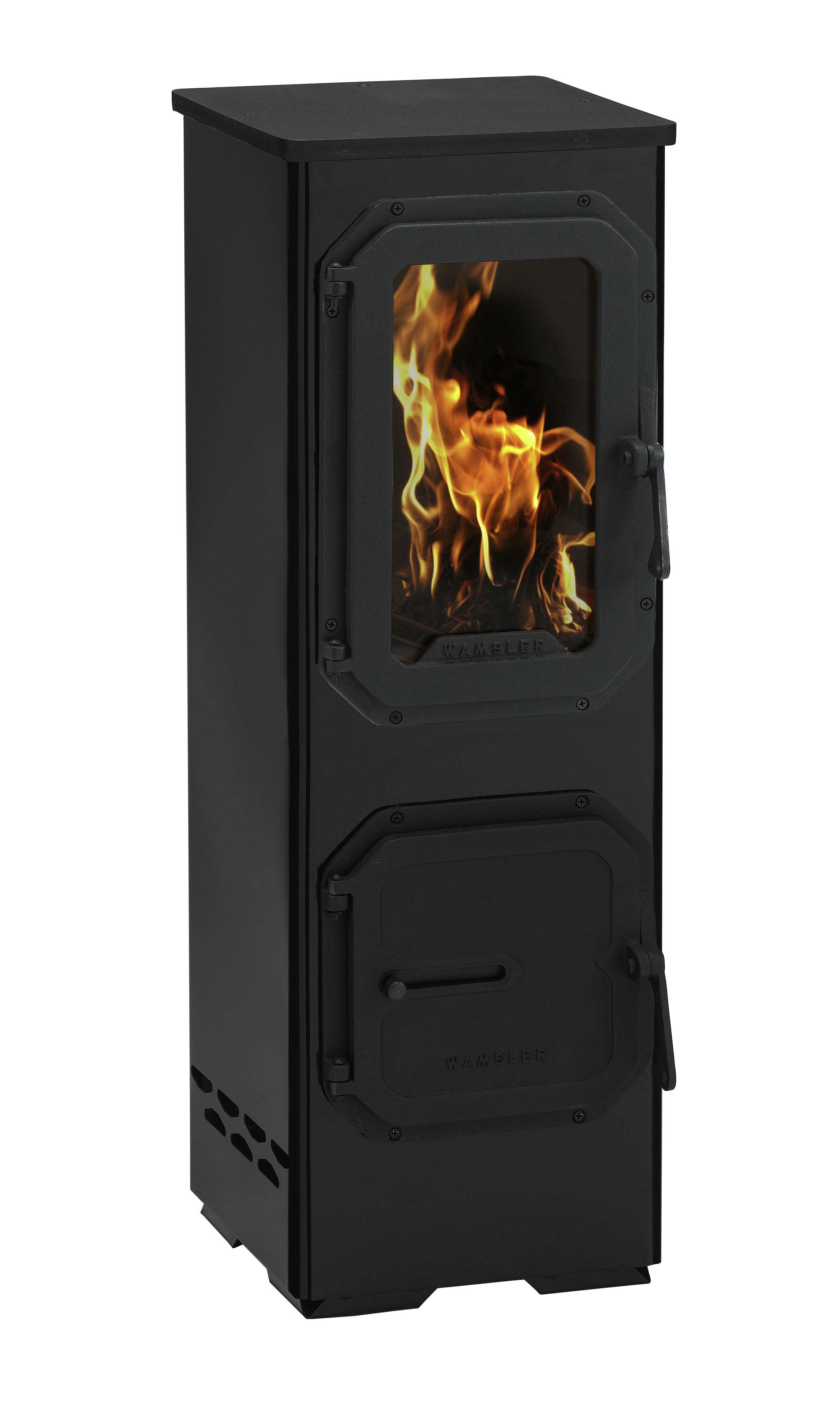 werkstattofen kaminofen wamsler colorado schwarz 5 kw bei. Black Bedroom Furniture Sets. Home Design Ideas