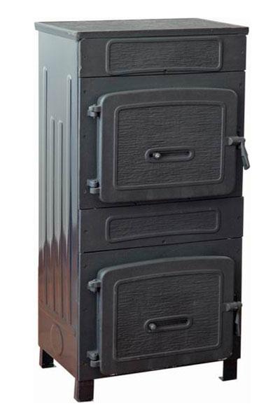 Werkstattofen Wamsler WO109-8 schwarz 8 kW Bild 1