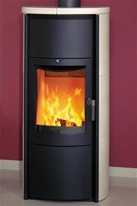 kaminofen dauerbrandofen hark keno ecoplus keramik stone 7 kw ebay. Black Bedroom Furniture Sets. Home Design Ideas