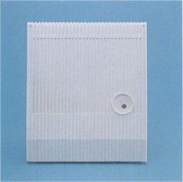 Luftbefeuchter Benta Flachverdunster Kunststoff weiß 21x31x5cm