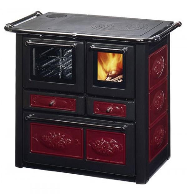 k chenherd westminster wamsler k185f a keramik bordeaux gussfeld links ebay. Black Bedroom Furniture Sets. Home Design Ideas