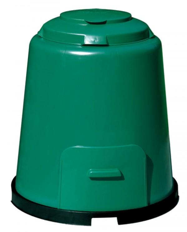 komposter eco king 600 liter gr n garantia ebay. Black Bedroom Furniture Sets. Home Design Ideas