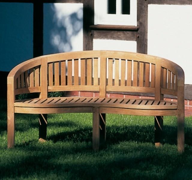 sonnenpartner gartenbank 3 sitzer castle garden teak 4028041980408 ebay. Black Bedroom Furniture Sets. Home Design Ideas