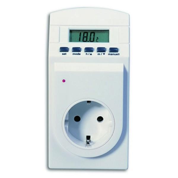 thermo timer eine moderne zeitschaltuhr mit temperatursteuerung 373000 preisvergleich. Black Bedroom Furniture Sets. Home Design Ideas