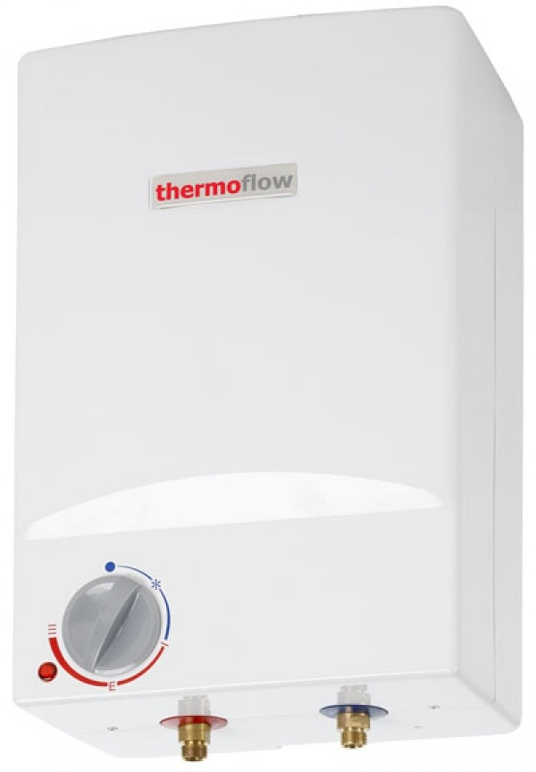wasser boiler mit armatur obertisch thermoflow ot5 qmix 10 5 l ebay. Black Bedroom Furniture Sets. Home Design Ideas