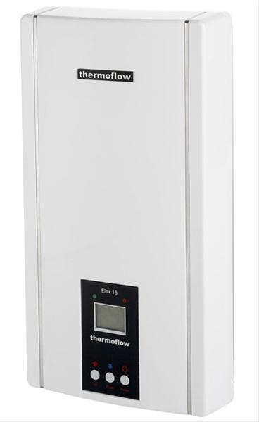 durchlauferhitzer thermoflow elex 21 21 kw elektronisch ebay